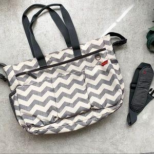 Skip Hop Diaper Large Bag
